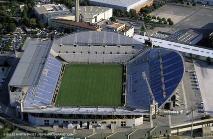 Marseilles, velodrome stadium