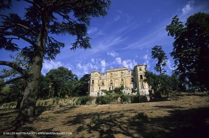 Aubagne - La Busine castle (Castle from my mother in Marcel Pagnol 's book)
