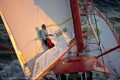 15 09 2012 - Port Camargue (FRA,30) - Vendée Globe 2012 - Groupe Bel - Kito de Pavant - Training