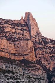 22 03 2009 - Marseille (FRA, 13) - Les Calanques - La Grande Candelle