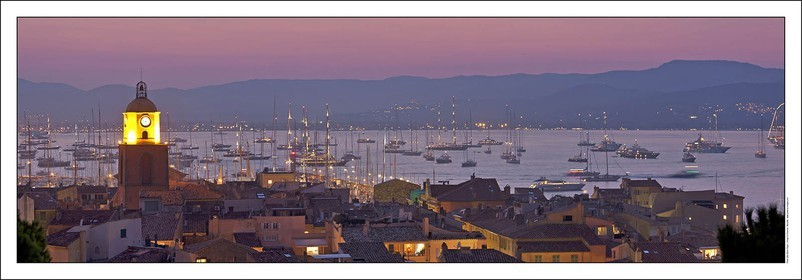..SAINT-TROPEZ..Product: in house made quality print on 8 ultrachome colors Epson ink Jet printer...Available sizes: .. 20x 60 cm.. 33 x 95 cm.. 52 x 150 cm..Available papers: .. Standard 250 gr glossy paper print, black streak, white margin, no signature.. Top quality glossy 290 gr. paper, black streak, white margin, checked and signed by the author.. Fine Art print (signed, numbered, stamped, registered) on demand.. Other supports (Canvas, Acrylic, Metal) on demand..Packaging: cylindric reinforced tube..Shipping options: regular mail or Shipping company..Click on the basket icon to select your options and start the online ordering process