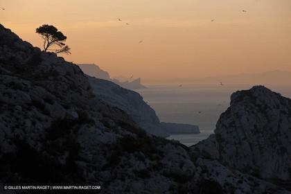 23 03 2009 - Marseille (FRA, 13) - Les Calanques - Crête de Sormiou, cap Morgiou, Bec de l'aigle