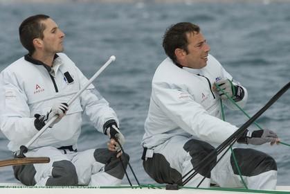 10 03 2008 - Marseille International Match Race 2008 - Training