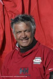 Orma 2005 - Sodebo - April training - Fabrice Levet