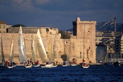 Vieux Port - Marseille - Provence