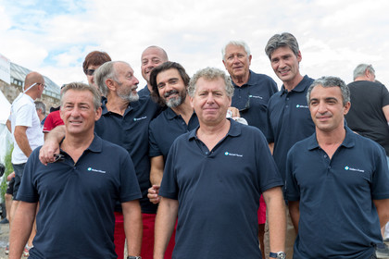 16 09 2016, Marseille (FRA,13), Juris Cup 2016, crew portraits