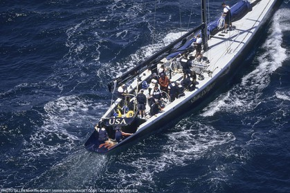 America's Cup 2000, Auckland (NZL)