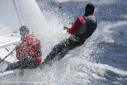 2005 Hyeres Sailing Week (SOF) - 470 Men
