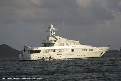 Tobago Caies Motoryachts - SUPER YACHTS