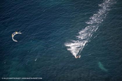 16 09 2008 - Cannes (FRA,83) - Kite surf