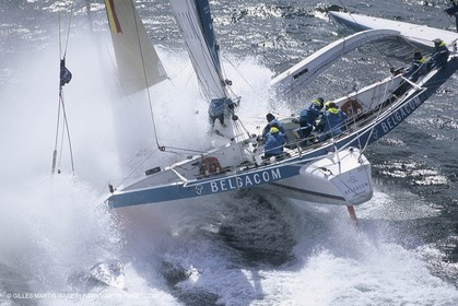 Yacht Racing, offshore racing, Orma 60 multihulls,