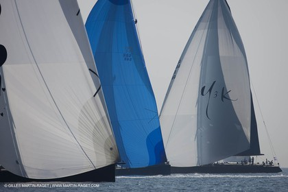 26 09 2011 - Saint Tropez (FRA, 83) - Voiles de Saint Tropez 2011 - Day 1 - Wally yachts
