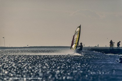 Sailing, Overall speed record attempt, Les Saintes Maries de la Mer (FRA) speed channel