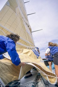 Sailing, yacht Racing, Offshore Racing, Volvo Ocean race 1997-98