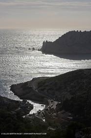 11 03 2009 - Marseille (FRA, 13) - Calanques - Marseilleveyre area - Callelongue