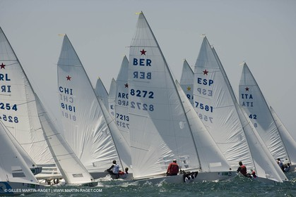 07-05-07 - ISAF SAILING WORLD CHAMPIONSHIPS - CASCAIS 2007 - DAY 2 - Star Class