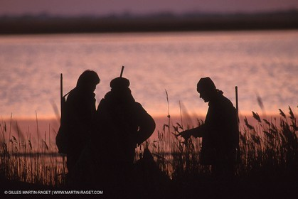 France, Provence, Camargue, Chasse, Hunting