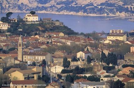 Marseille - St Henri district