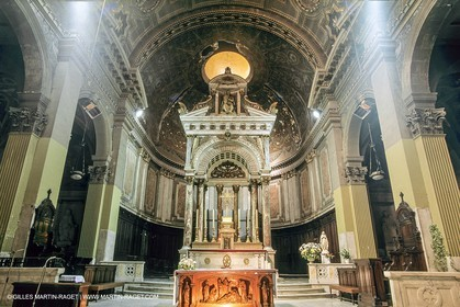 Marseille historical heritage (check keywords for more infos), Sacré Coeur