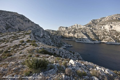 23 03 2009 - Marseille (FRA, 13) - Les Calanques - Cape Morgiou