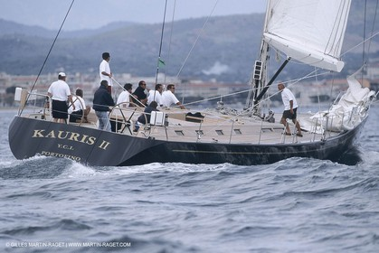 Sailing, Sailing Super Yachts, Wally Yachts, Kauris II