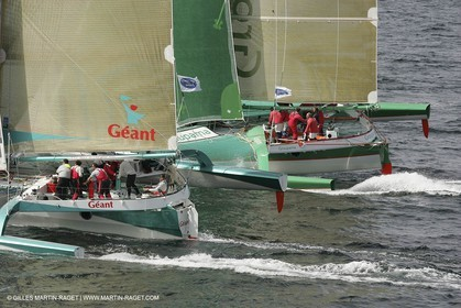 2004 ORMA Multihulls Championship - Fecamp Grand Prix