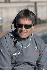 27 01 2010 - Valencia (ESP) - 33rd America's Cup - BMW ORACLE Racing - Training in Valencia