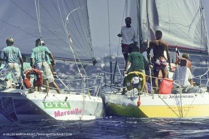 Sailing, yacht Racing, One Design, Selection 35, Tour de France à la Voile