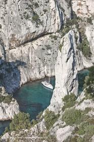 03 05 2009 - Marseille (FRA, 13) - Les Calanques - En Vau - Le Doit de Dieu