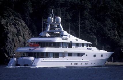 Power Yachts, super Yachts, Mosaïque