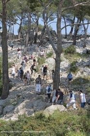 03 05 2009 - Marseille (FRA, 13) - Les Calanques - Port Pin
