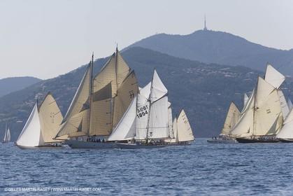 Sailing, Classic yachts, Regates Royales Cannes 2006