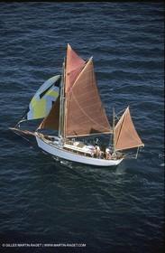 Bourru III - Classic yachts