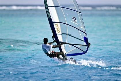 Cruising destination - Maldives islands -