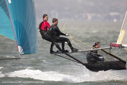 09 09 2013 - San Francisco (USA,CA) - 34th America's Cup - Superyacht Regatta