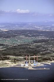 Carteau electric plant