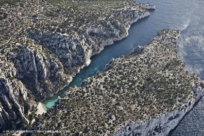 11 03 2009 - Marseille (FRA, 13) - Calanques - Calanque d'En vau