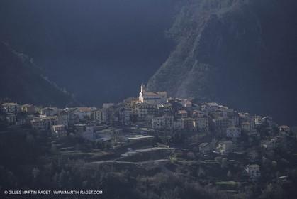 France - Côte d'Azur - Villages perchés des Alpes Maritimes - La Bollène-Vésubie