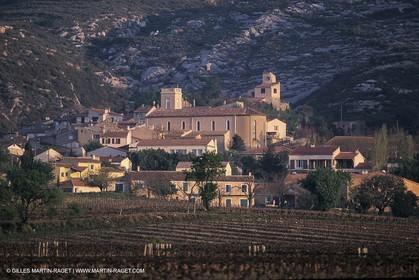 France, Provence, Pays d'Aix en Provence, Puyloubier