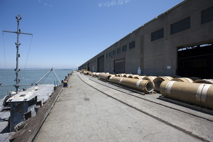 07 06 2011 - San Francisco (USA,CA) - 34th America's Cup - The Piers in their state of origin - Pier 23