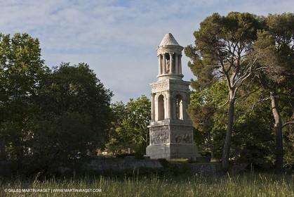 10 06 2012 - Saint Rémy de Provence (FRA,13) - Les Antiques