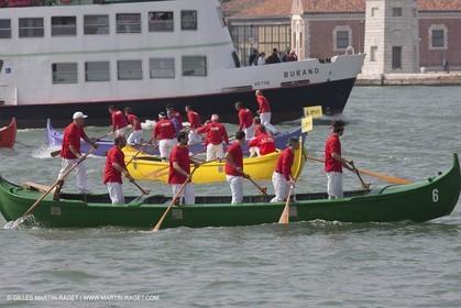 16 05 2009 - Venezia (ITA) -  BMW ORACLE Racing - Ishares Cup -Day 2