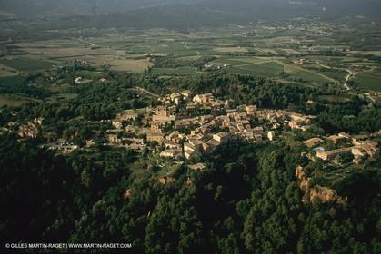 France, Provence, Ocres du Luberon