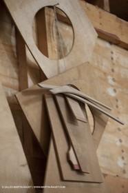 13 03 2010 - La Ciotat (FRA,13) - Mariska - finitions au Charpentiers Réunis