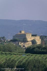 France, Provence, Pays d'Aix en Provence, Ansouis