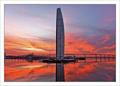 AC2010 - San Diego Sunrise