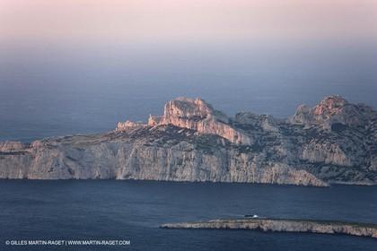 26 03 2009 - Marseille (FRA, 13) - Les Calanques - Riou island