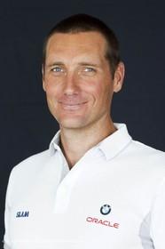 21 07 2010 - Valencia (ESP) - 34th America's Cup - BMW ORACLE Racing -Sailing Team - Brad Webb (NZL)