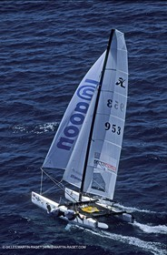 New Caledonia long distance sailing