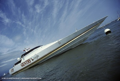Gentry Eagle Motoryachts
